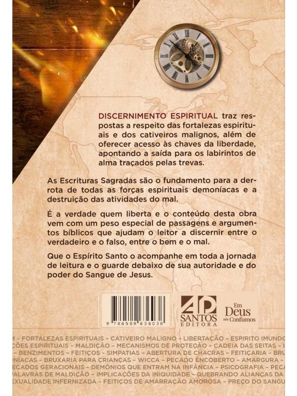 Discernimento Espiritual | Oswaldo Lobo Jr.