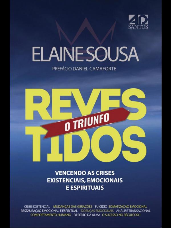 Revestidos - O Triunfo   Elaine Sousa