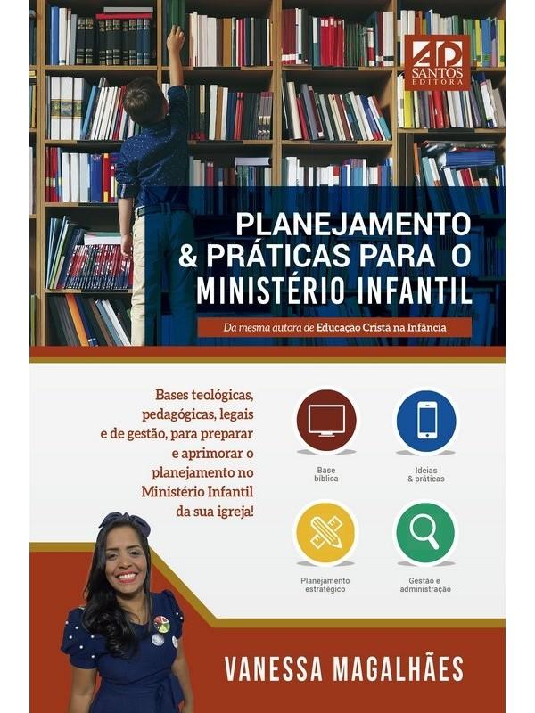 Planejamento & Práticas Para O Ministério Infantil | Vanessa Magalhães