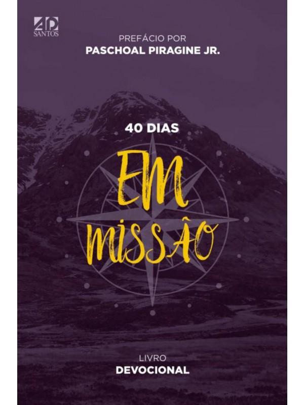 40 Dias Em Missão - DEVOCIONAL
