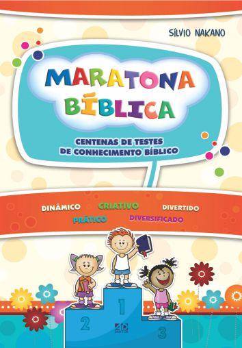 Maratona Bíblica   Autor: Silvio Nakano